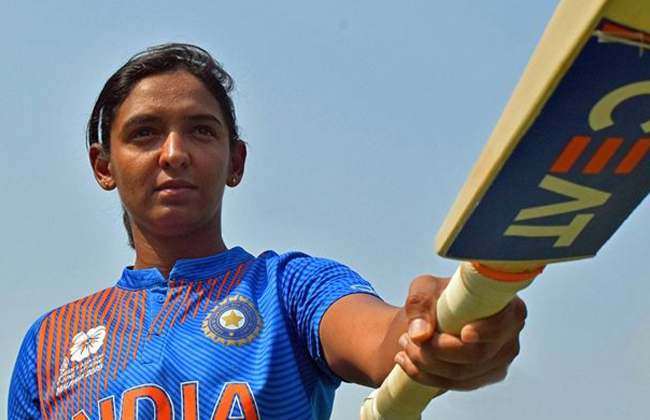 Harmanpreet Kaur named ICC T20I team captain