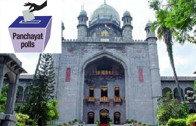 Remove YCP colors on government offices, High Court orders to AP government