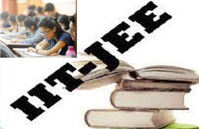 IIT-JEE exam from today