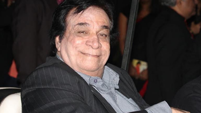 Bollywood actor kadar khan dead..In cenada
