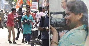 kirali journalist getting appreciation