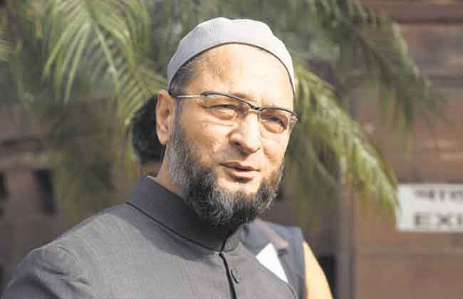 Asaduddin Owaisi Reaction On EBC Reservations
