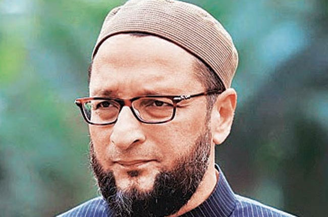 MIM chief Asaduddin Owaisi Interesting comments on Kashmir issue