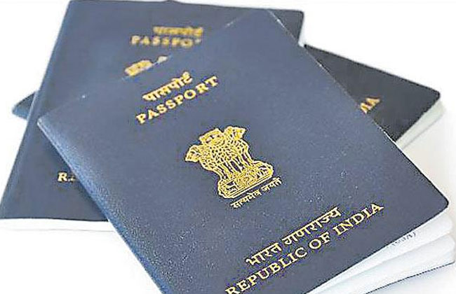 Change passport terms : madras high court