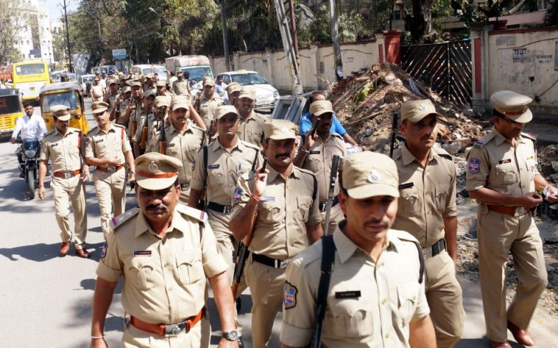 telangana police starting new era in police system