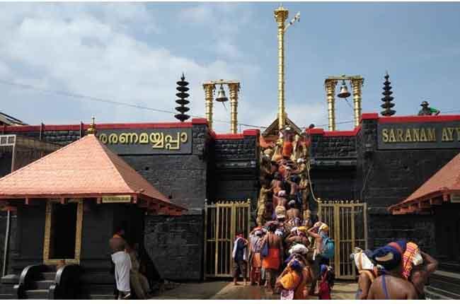 Kerala Full Tension | Two women prayers at sabarimala temple | 10TV