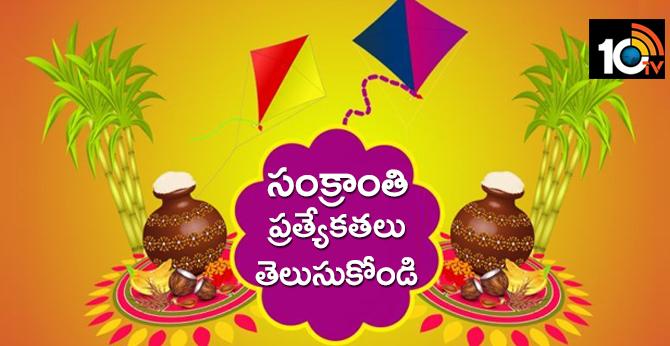 Sankranthi Festival Speciality
