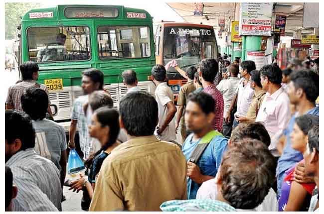 Telangana RTC Run Special Bus Services For Sankranti | 10TV