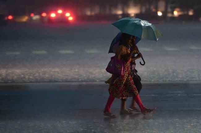 Sudden Rain In Telangana Dist