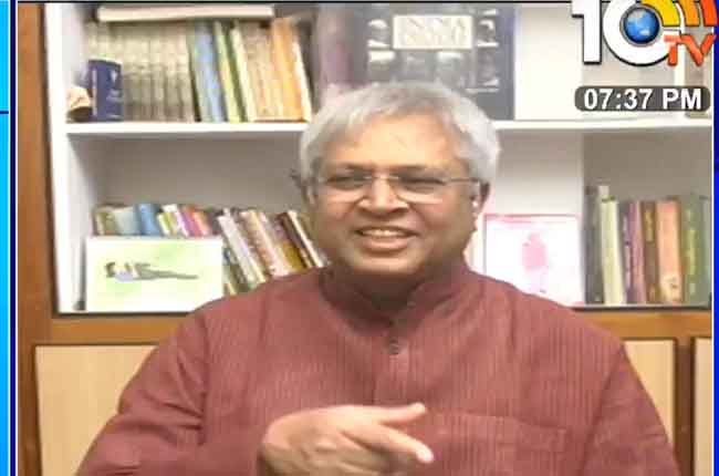 Ex MP Undavalli Arun Kumar Exclusive Interview || Face to Face