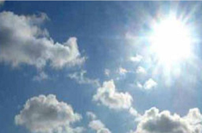 Dry weather in telangana