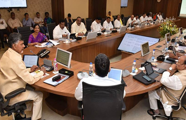 Good News to AP Government Employees :20% IR accepted by CM