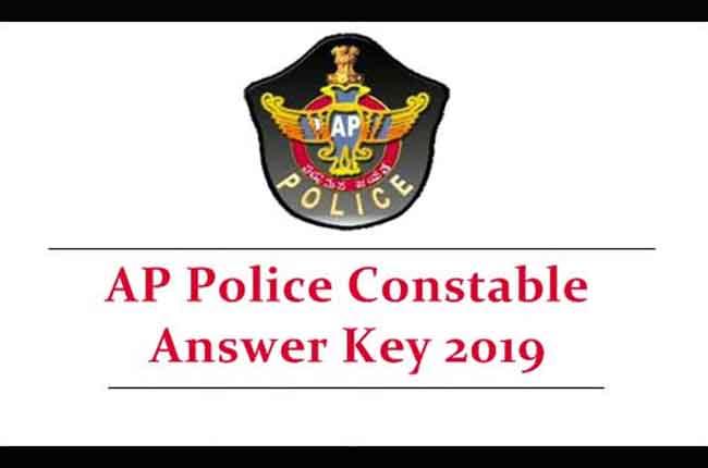 APSLPRB SI Answer Key 2019