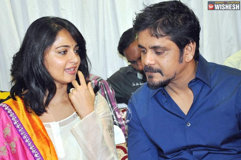 Anushka Plays Key Role In Manmadhudu-2