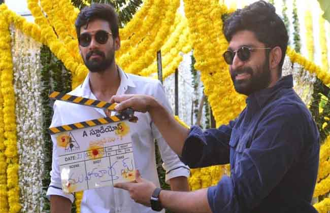 Bellamkonda Sai Srinivas New Movie Launching-10TV
