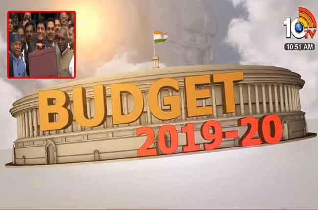 Budget 2019 LIVE Union Budget 2019-20