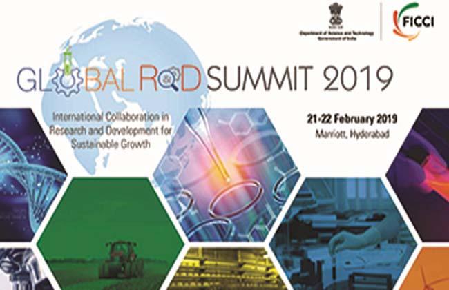 Glober R..D Conferen  in Hyderabad