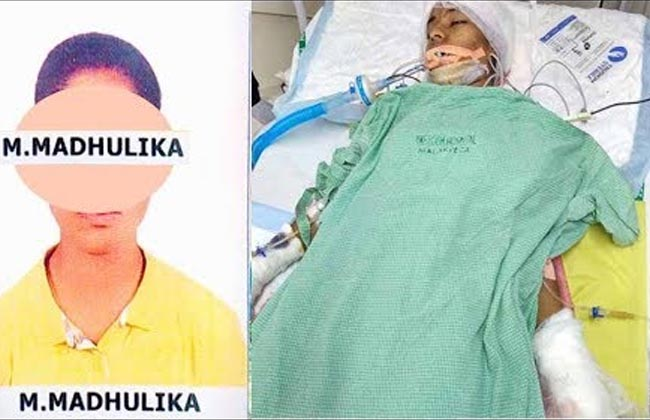 Doctors Report On Madhulika BP Levels