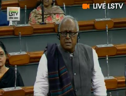 Lok Sabha adjourned till 2pm following an uproar by opposition parties over yesterday's incident in West Bengal.