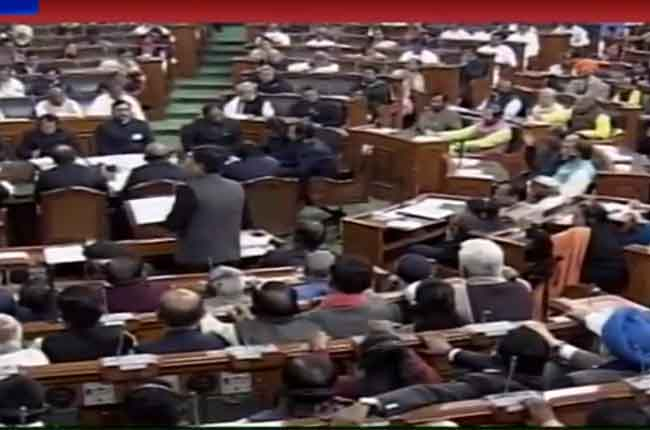 Election Budget 2019 Opposition Parties Allege Leak Of Budget Presentation