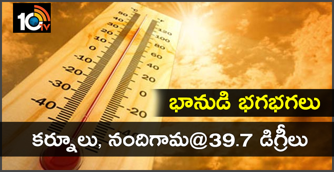 Hot Summer In Telugu States