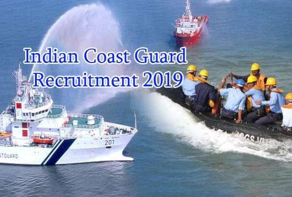 Indian Coast Guard Yantrik Jobs Applications