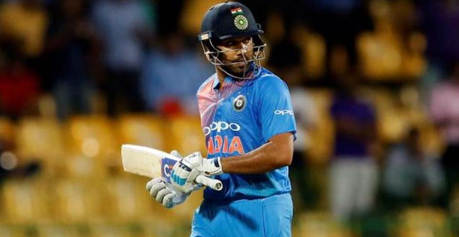 ROHIT OUT, TEAM INDIA WORE BLACK RIBBONS FOR 1ST T20