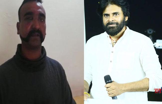 Release Vikram Abhinandan, Pawan Kalyan Demands Pakistan