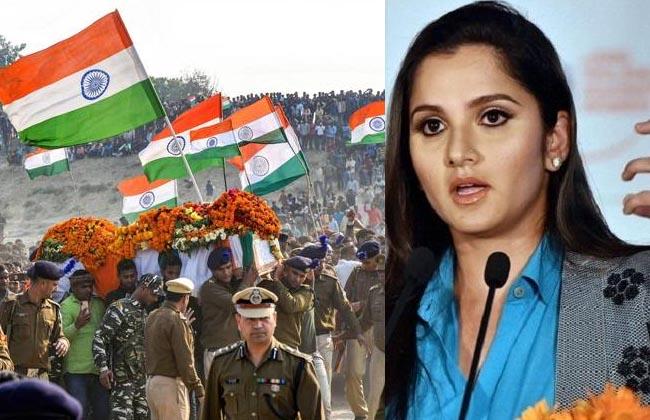 Sania Mirza Gets Anger On Trolls Regarding Patriotism