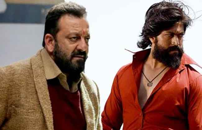 Sanjay Dutt To Play A Key Role In KGF Chapter 2- 10TV