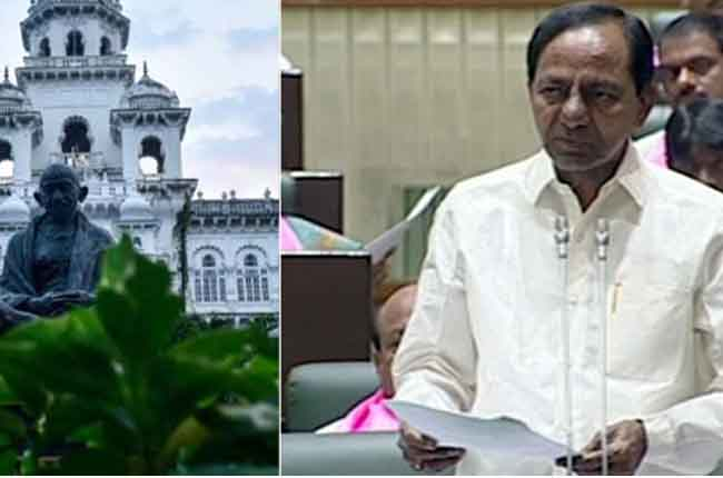 CM KCR Presents Telangana Budget 2019-20 Opposition Parties Respond