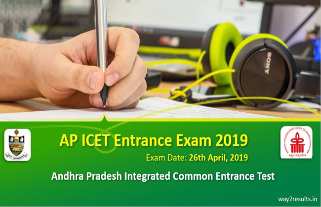AP Integrated Common Entrance Test Notification Released