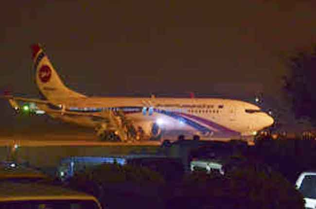 dubai bound bangladesh plane Hijacker Arrest All Are Safe