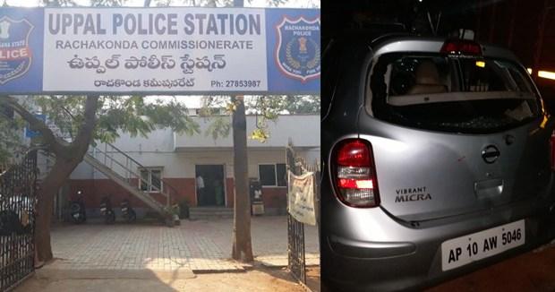 Hijras Attacks On Uppal Police Station