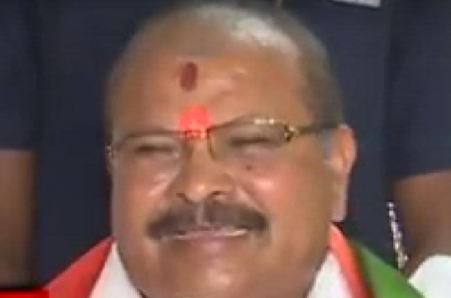 kanna laxminarayana Praising on Prime Minister Modi