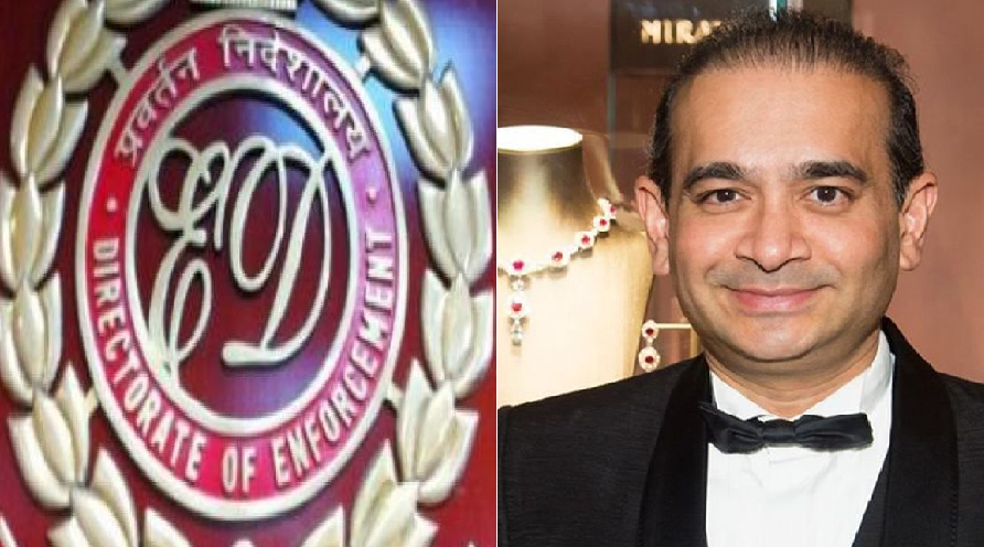 Enforcement Directorate attached Nirav Modi's Rs 147.72* crore worth of properties