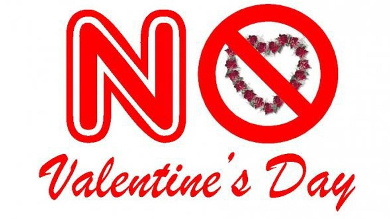 Valentines Day Banned In Soudhi