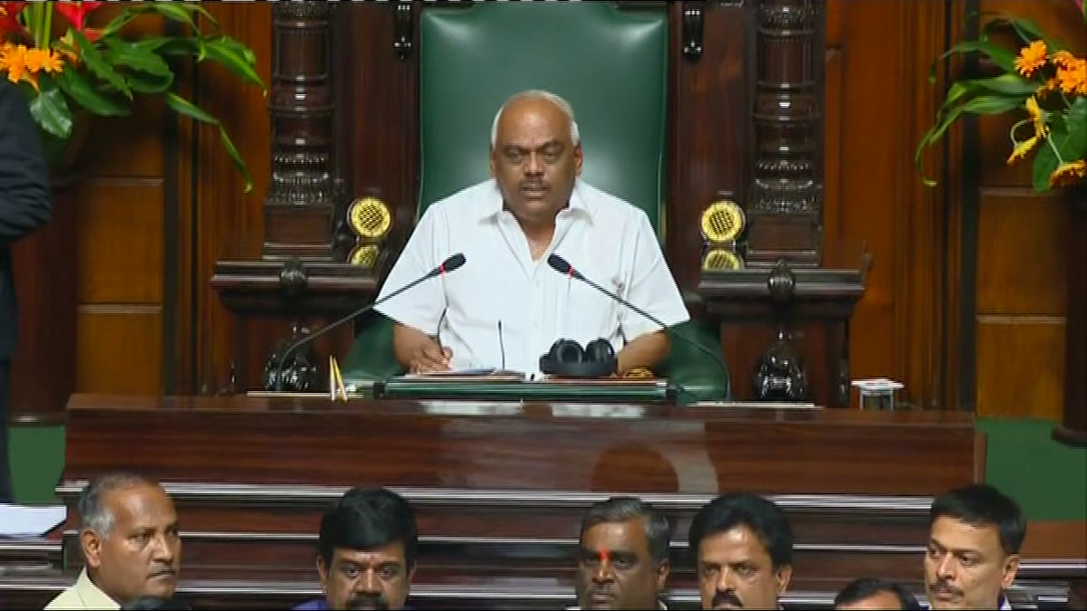 If my comments have hurt you (MLAs), I apologise for it.Karnataka assembly speaker Ramesh Kumar
