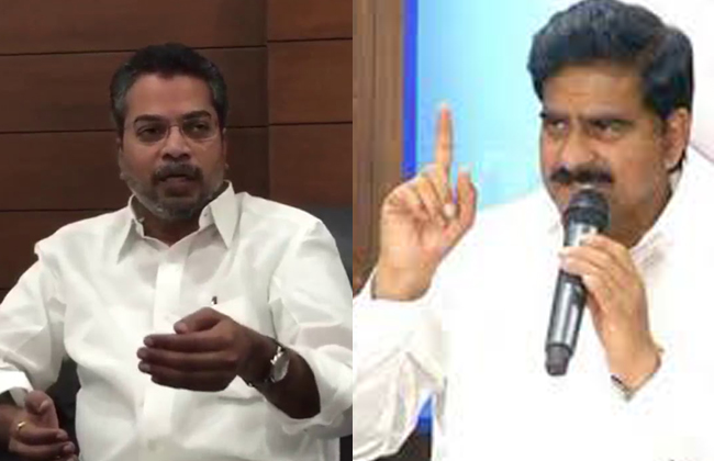 YCP leaders to be given bribe to the police