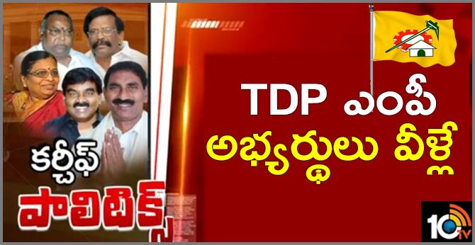 AP TDP MP Candidates