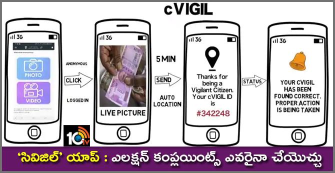ECI unveils cVIGIL app ahead of 2019 Lok Sabha polls to report model code conduct violation