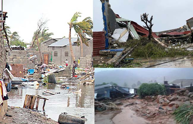 'Iday 'cyclone affects dead more than 1000 people