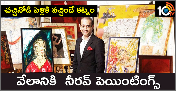 India to auction Nirav Modi's art collection today