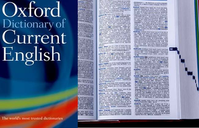 Indian word cheddys in oxford dictionary