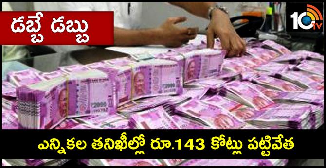 Lok Sabha 2019 election EC Caught Huge Money, liquor