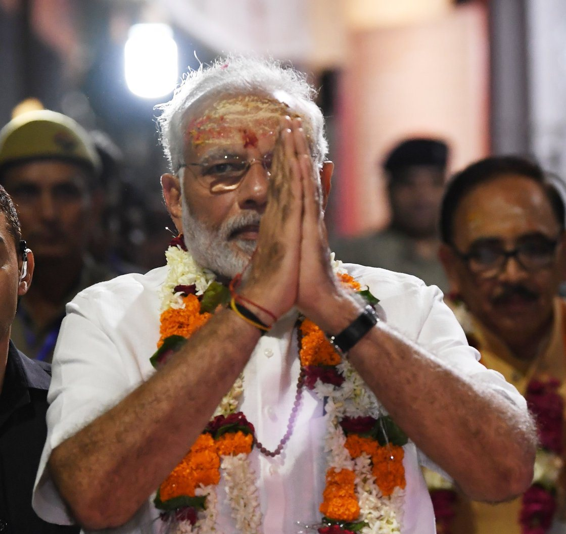 PM Modi: Haven't Learned Poverty From Books, Sold Tea On Railway Platform