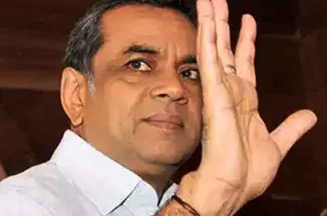 Paresh Rawal Not Contest LS Elections