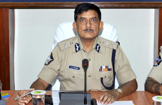 the AP DGP was hit by a high court in land occupied case