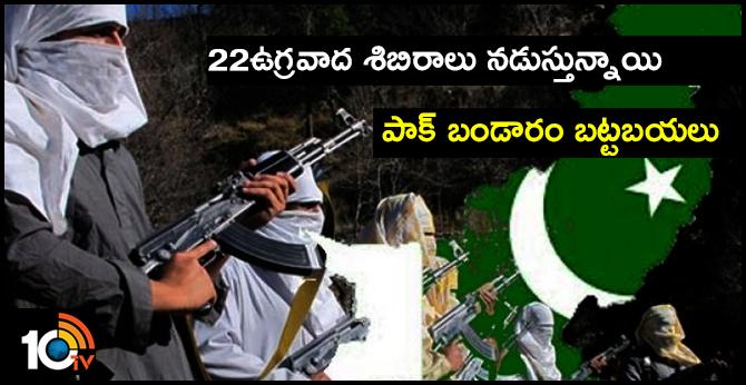 Terror Groups In Pakistan