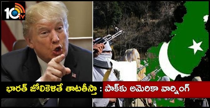 US warns Pakistan over Terrorism